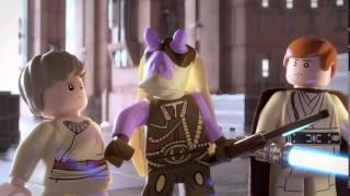 Lego Star Wars minifilm 7 - Boj o naboo
