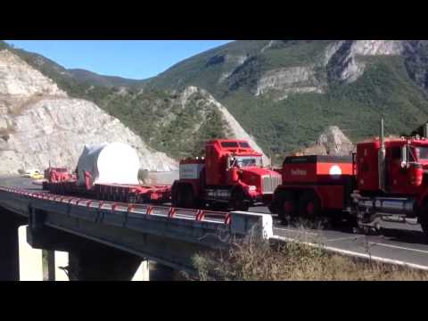 Heavy Transport in Mexico 5