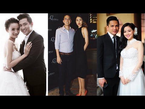 5 ông chồng vừa giàu có vừa đẹp trai của mỹ nhân Việt 'quá may mắn'
