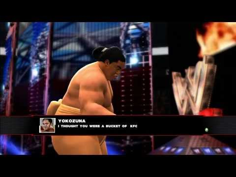 WWE 2K14 STORY - Sin Cara's Bad Day.