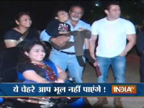 When Salman Khan met his biggest fans!