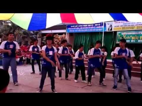 Dân Vũ 9.1 THCS Trung Mỹ Tây 1 - Hóc Môn