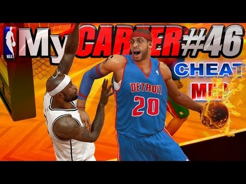 NBA 2K14 MyCareer Playoffs - CHEAT ME to BEAT ME & Park Questions