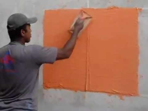 Como Fazer Grafiato Tipo Seta
