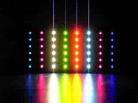Secuenciador de luces led