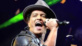Bruno Mars Super Bowl Halftime Show Locked Out Of Heaven