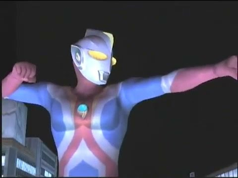 ULTRAMAN COSMOS FIGHTING IN FE3