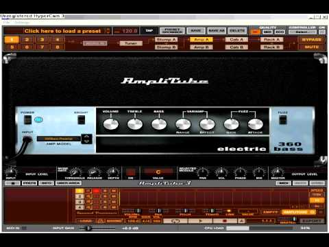 Amplitube 3 Tutorial