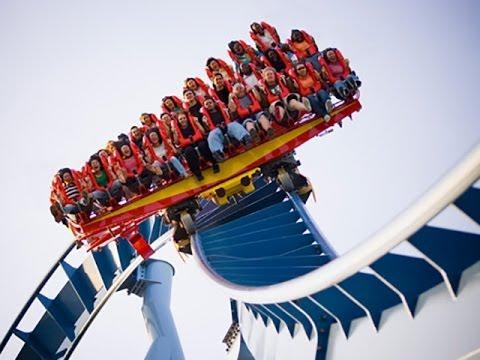 World's Craziest Roller Coasters -- FAK #29