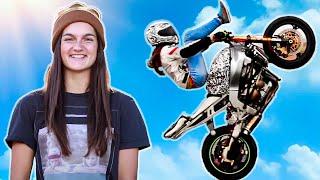 Insane Motorcycle Handling