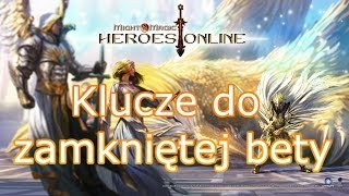 Might & Magic: Heroes Online Darmowe Klucze Do