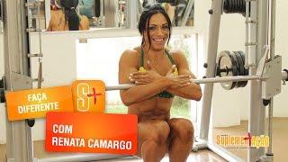Faça diferente com Renata Camargo