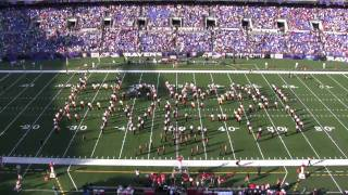 """The University Of Maryland Marching Band Presents: """"Hawaii"""