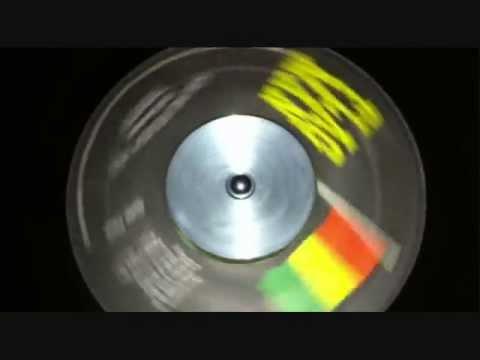 Disco Reggae Sticks Man