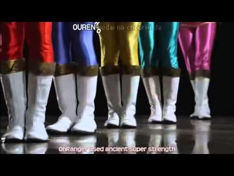 Gokaiger Goseiger Super Sentai 199 Hero Great Battle At .5 Speed
