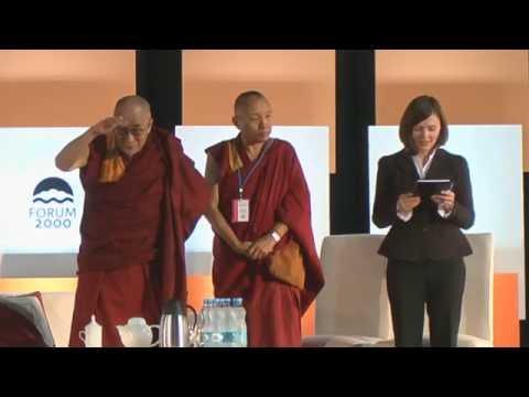 Public Talk by His Holiness the Dalai Lama | Veřejná přednáška Jeho Svatosti dalajlamy