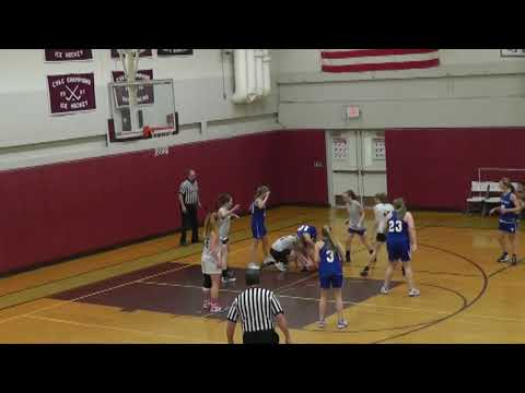 NCCS - Seton Catholic Girls 11-30-12