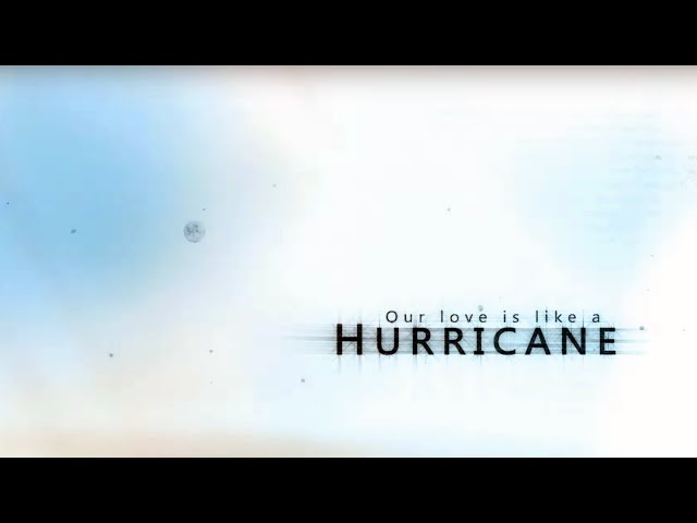 ANTONIA feat. Puya - Hurricane (Lyrics Video)