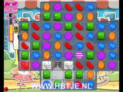 Candy Crush Saga level 668