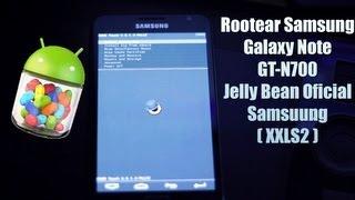 [IMPORTANTE] Cómo Rootear Samsung Galaxy Note GT-N700(La