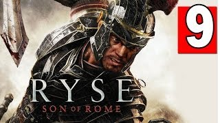 RYSE Son Of Rome: KILL THE MINOTAUR Part 9 Chapter 5 Let's