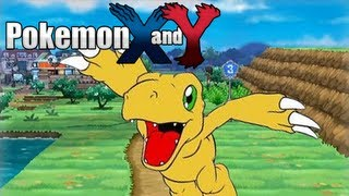 Pokémon X And Y Episode 1