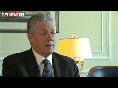 Peter Robinson Defends  'Satanic' Islam Comments - 29/05/2014