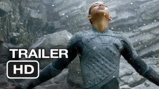 After Earth Official Trailer #1 (2013) Will Smith Movie HD