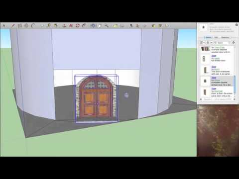 Google Sketchup 8 - Intro Tutorial Part 1 - Mr. G4F