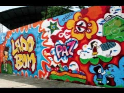 Grafite x Pichação