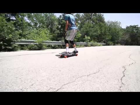 RawRun Emilio Ortiz Go Longboarding