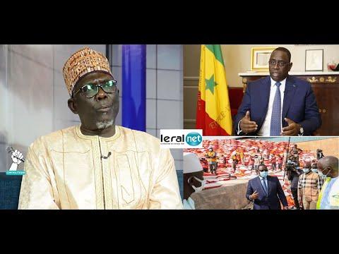 """Moustapha Diakhaté : """"Macky Sall ne lutte pas contre la maladie, il s'en sert sur le plan politique"""