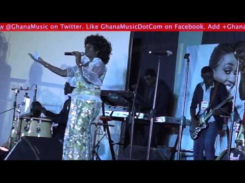 Mary Ghansah - - Performance at 'Be My Guest' concert