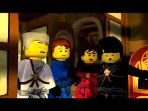 Lego NinjaGo xanh la phan3 tap6 Dung tin loai ran tieng Viet