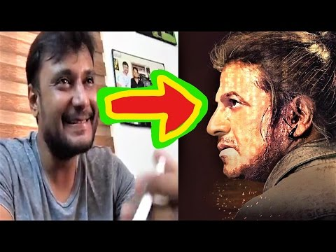 Chakravarthy movie star Darshan talks about shivarajkumar from the villain kannada movie