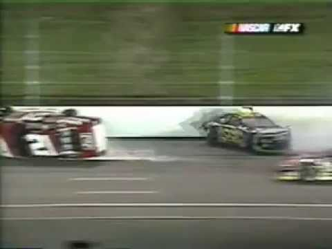 Racing Randomness: NASCAR Crashes