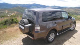 Prueba Portalcoches.net del Mitsubishi Montero 5p