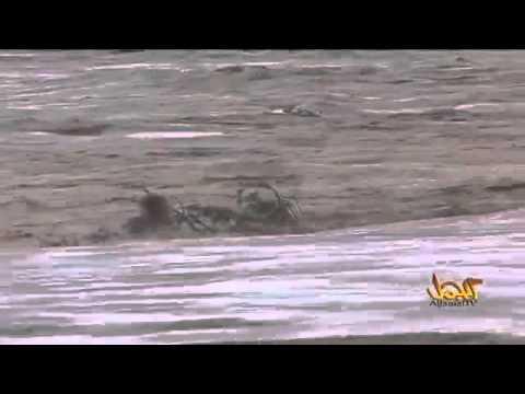 15 قتيل في فيضانات كلميم