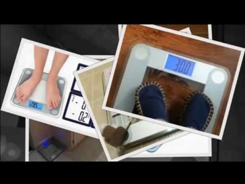 Digital Bathroom Scale 400lbs | eatsmart