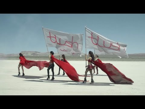 Blush - WARRIOR [Official Music Video]