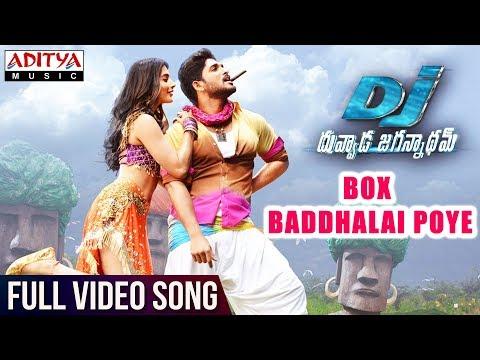 Box-Baddhalai-Poye-Full-Video-Song