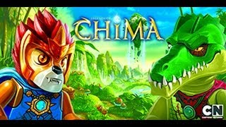 Lego Legends Of Chima Laval Unleashed Free Online Game