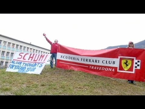 "Michael Schumacher's condition showing ""small encouraging signs"""