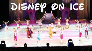 Disney on Ice 2015 - Beauty & The Beast (Birmingham, UK)