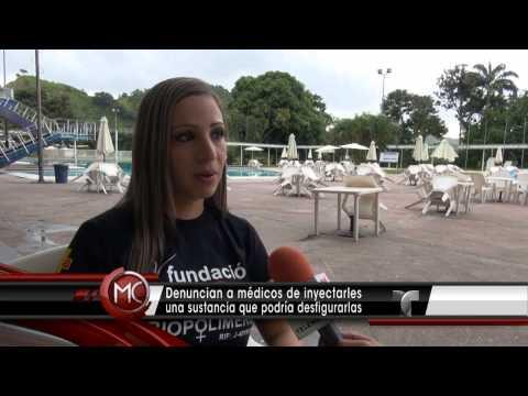 VICTIMAS DE LOS BIOPOLIMEROS - AL ROJO VIVO