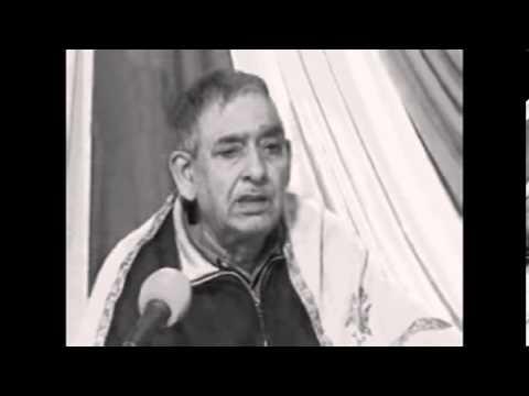 ( Hazratan - La Te Ilallah ) Ghulam Ahmad Sofi  Kashmiri song