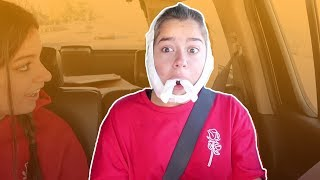 I GOT MY WISDOM TEETH REMOVED!!! (Funny reactions)