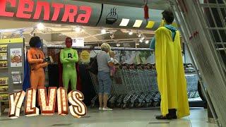 Ylvis Superboys På Butikken