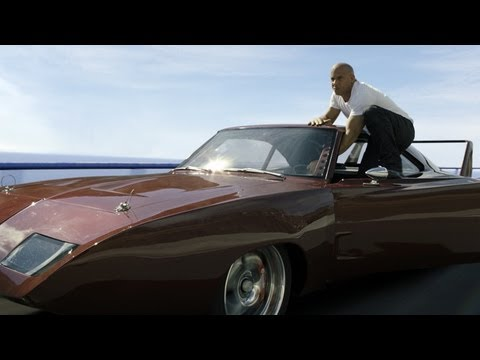 Fast & Furious 6 - Final Trailer, Vin Diesel, Paul Walker and Dwayne Johnson lead the returning cast of all-stars as the global blockbuster franchise built on speed races to its next continent in Fast & Furious 6.