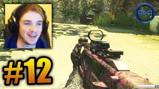 """DUO PINK GUNS!"" - COD Ghosts LIVE w/ Ali-A #12!"